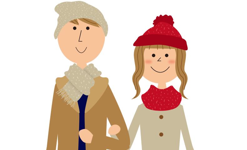 冬の風景 をテーマにした無料イラスト素材10選 商用利用可 Acworks Blog