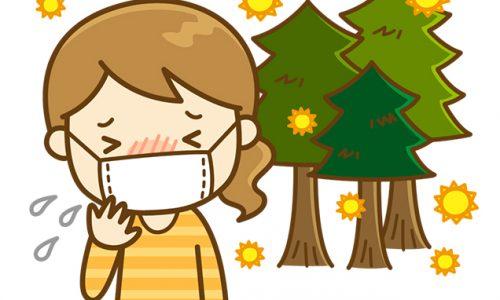 花粉症イラスト