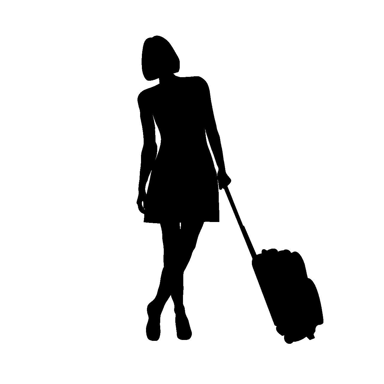 旅行」をテーマにした無料シルエット素材10選(商用利用可) | acworks